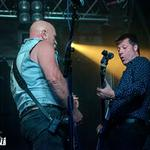 Vardis Down the front Media Live Review - Uprising IV-o2-Academy Leicester