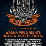 HRH Road Trip Ibiza Cycle 7 Competition